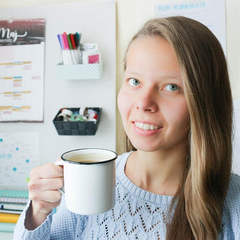justyna spyrka grafika i branding