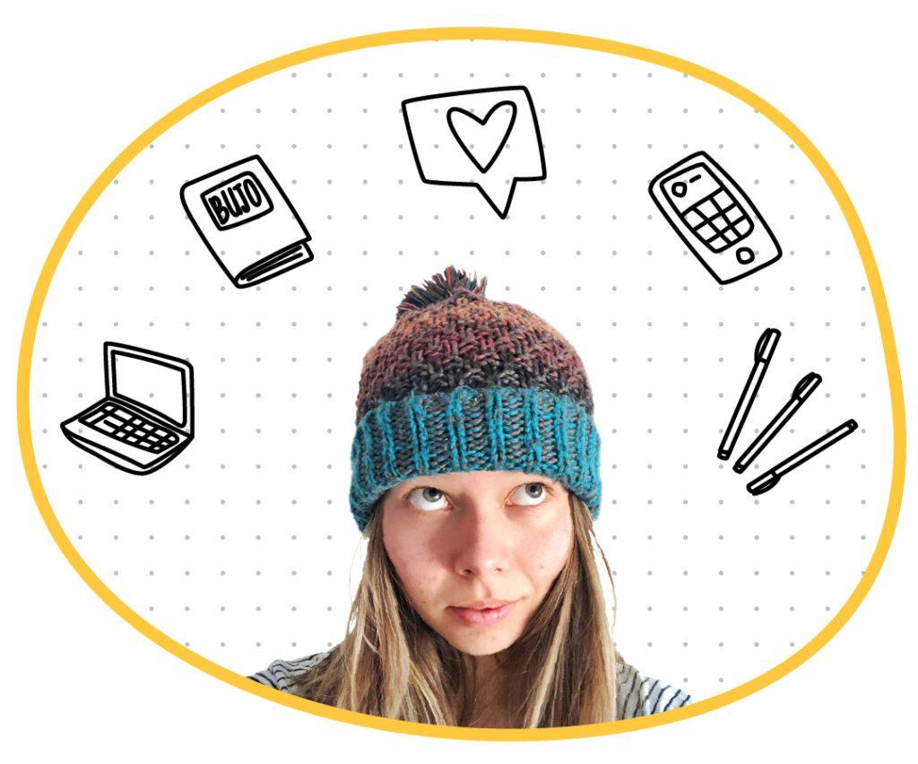justyna spyrka grafika content marketing